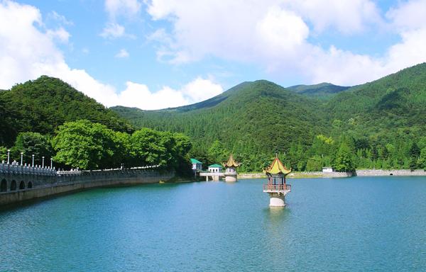 之二:江西庐山地质公园