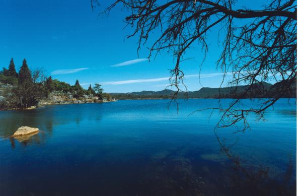 石林长湖风景区规划