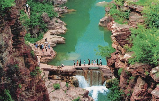 Yuntaishan Geopark _Global Network of National Geoparks